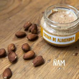 Crema de Almendra Ñam