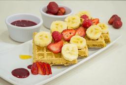 Healthy Waffle