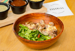 Ensalada de Arrachera