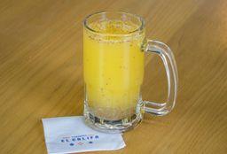 Agua de Naranja con Chía