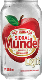 Sidral Mundet Sabor Ligero 355 ml
