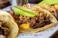 Tacos Golosos de Rib Eye