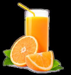 Naranjada Mineral