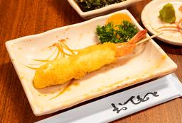 Kushiague Ebi To Cheese