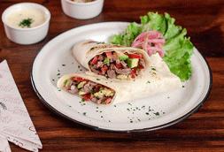 Burrita de Pollo