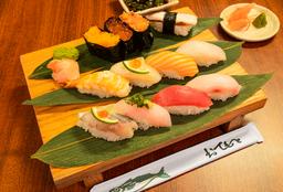 12 Piezas de Sushi Matsu