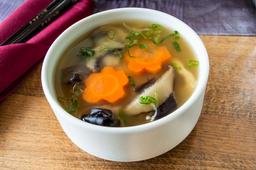 Sopa de Hongos Sabor Sal