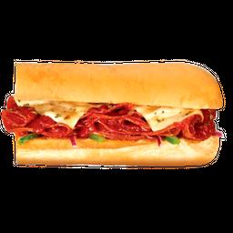 Sándwich de Pollo Pizziola Sub 15 cm
