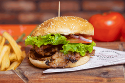 BBQ Pork Sándwich