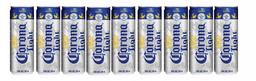 Cerveza Corona Ligth 355 mL x 9