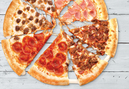 Pizza Hut Cheese Mix Deluxe