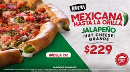 Jalapeño Hut Cheese