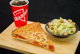 Combo Pizza Rellena