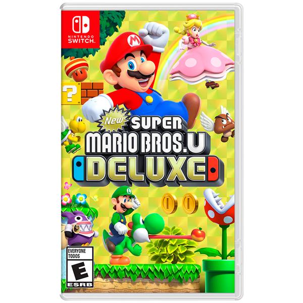 Nintendo Vjgo Super Mario Bros U Deluxe
