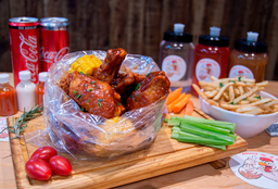 Combo Wings in a Bag