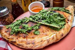 Calzone Spicy Bbq