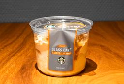 Glass Cake Salted Caramel