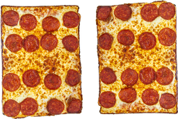 Pizza Deep!Deep!Dish