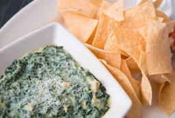 Hot Spinach and Cheese Dip