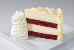 Ultimate Red Velvet Cake Cheesecake 7""