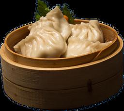 Dumplings al Vapor + Refresco GRATIS