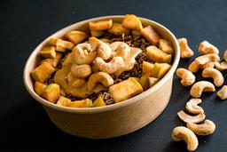 Bowl de Avena Acai & Peanut Butter