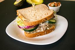 Sandwich de la Tierra