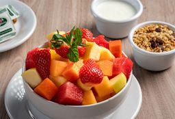 Orden de Fruta con Yogurt