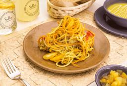 Espagueti de Verduras