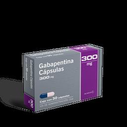 Almus Gabapentina 300mg