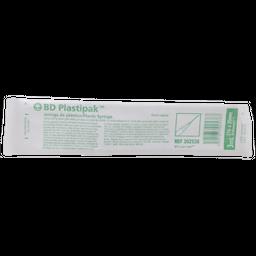 Jeringa Plastipak 3 mL 20 g x 38 mm 1 U