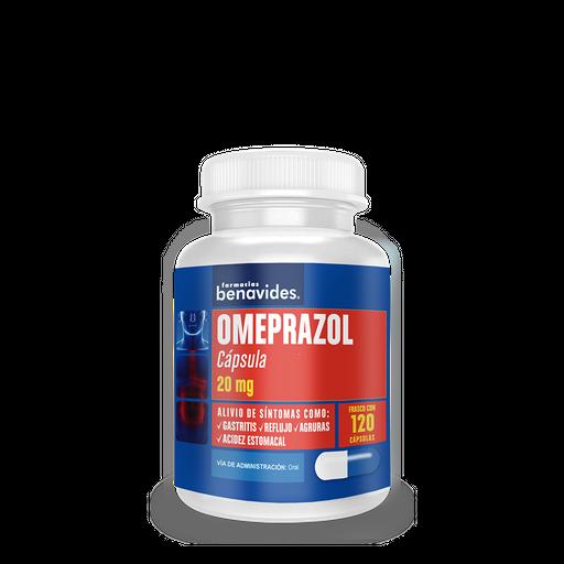 Omeprazol Fabe 20 Mg C 120 Caps