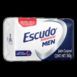 Jabon Escudo Barra For Men 160 g