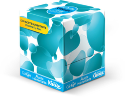 Pañuelos Kleenex ColdCare Aceite Humectante 66´s