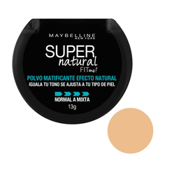 Maybelline Polvo Fit Me 220 Natural