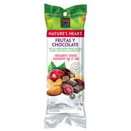 Frutas Chocolate