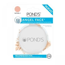 Polvo Compacto Ponds Angel Face Natural 1