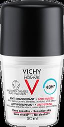Desodorante Antimanchas 48H Vichy Homme Vichy 50Ml