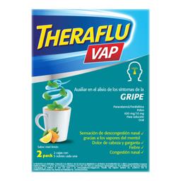 Te Antigripal Theraflu VAP 10 sobres