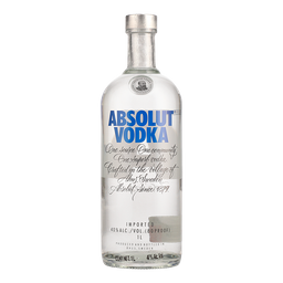 Vodka Absolut Azul - 1 L