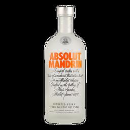 Vodka Absolut Mandarin 750 mL