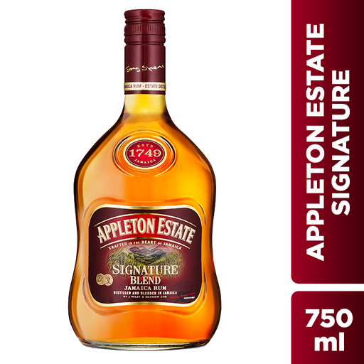 Ron Appleton Estate Signature Blend 750 ml