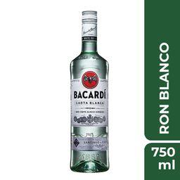 Bacardi Bacardí Ron Carta Blanca Superior