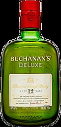 Whisky Buchanan's Deluxe 12 Años 750 mL