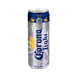 Cerveza Corona Light Clara Lata 355 mL