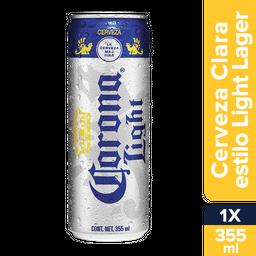 Corona Cerveza Light Lata