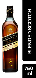 Whisky Johnnie Walker Double Black 750 mL