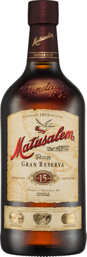 Matusalem Gran Reserva 15