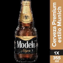 Modelo Cerveza Negra