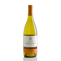 Vino Blanco Monte Xanic Chardonnay. 750 ml.